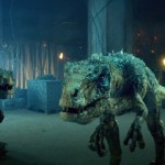 Doctor Who Dinosaurs on a Spaceship Season 7 Episode 2 (4)