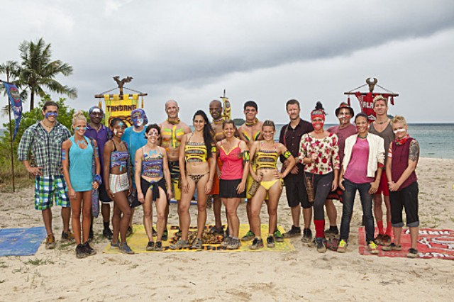 Fall 2012 - Survivor: Philippines Cast Photos | TV Equals