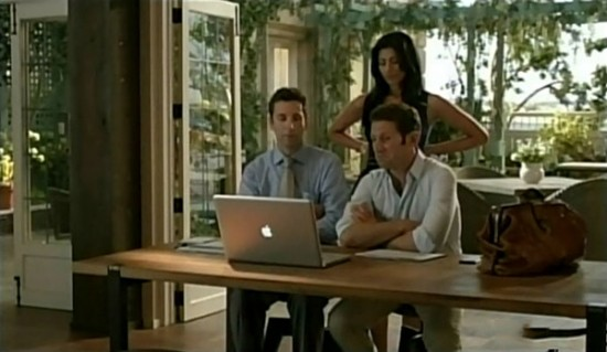 Jeremiah, Divya and Hank - Royal Pains