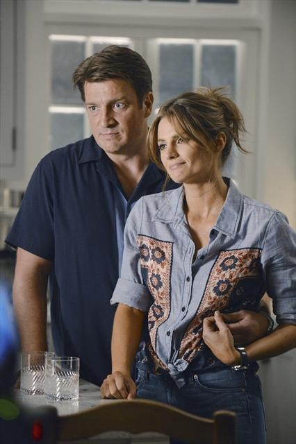 Castle Season 5 Episode 4 Murder, He Wrote (2)
