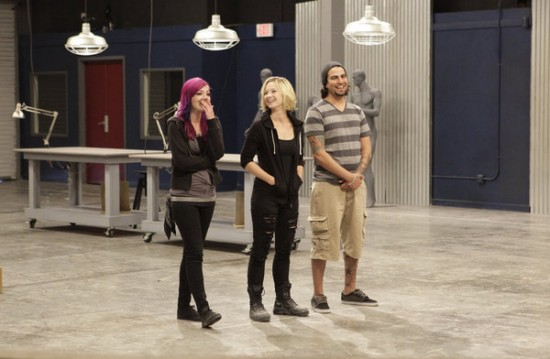 Face Off Season 3 Episode 11 Immortal Enemies'