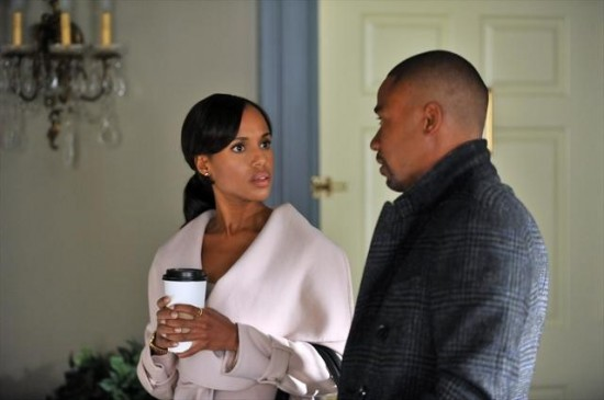 Scandal (ABC) Season 2 Episode 2