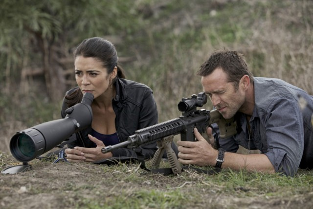 Strike Back's Michelle Lukes (3) #241878