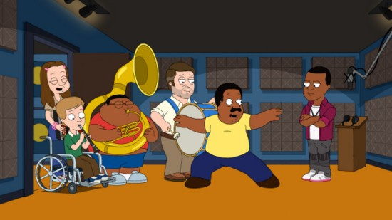 The Cleveland Show Season 4 Episode 2 Menace II Secret Society (4)