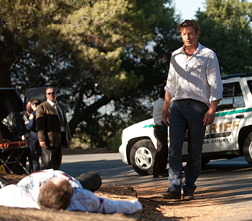 The mentalist season 1 episode 13 online / Nevezuchie full movie