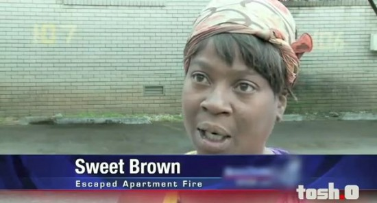 TOSH.0 Web Redemption: Sweet Brown