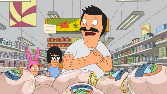 Bob's Burgers Season 3 Episode 5 An Indecent Thanksgiving Proposal (3)