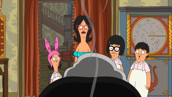 Bob's Burgers Season 3 Episode 5 An Indecent Thanksgiving Proposal (6)