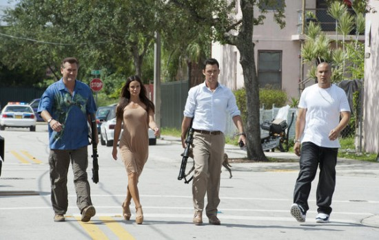 Burn Notice Season 6 Episode 11 Desperate Measures