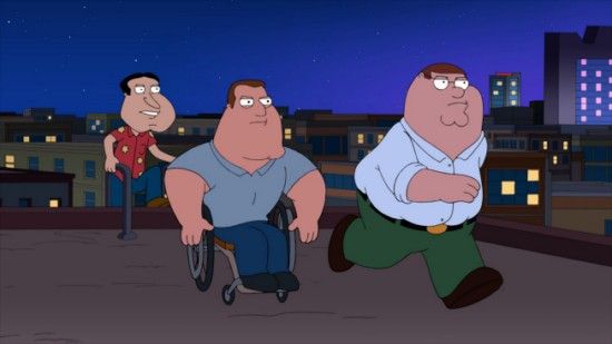 Family Guy Season 11 Episode 6 Joe's Revenge (4)