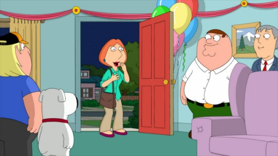 Family Guy Season 11 Episode 7 Lois Comes Out Of Her Shell (4)