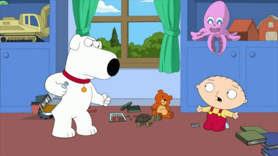 Family Guy Season 11 Episode 7 Lois Comes Out Of Her Shell (6)