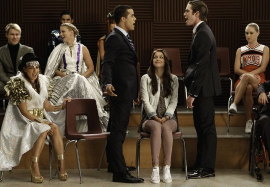 Glee Season 4 Episode 7 Dynamic Duets