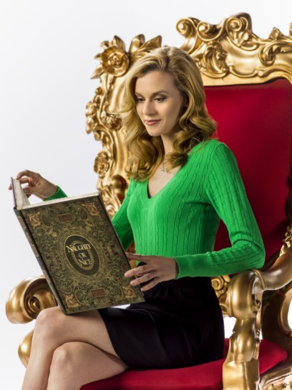 Hilarie Burton naughty or nice
