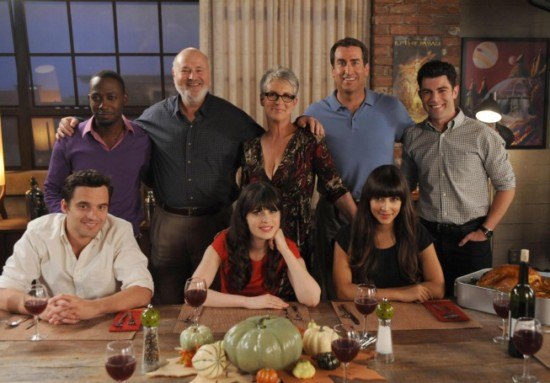 New Girl Season 2 Episode 8 Thanksgiving 2