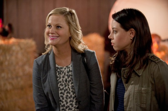 Parks and Recreation Season 5 Episode 7 Leslie vs. April (10)