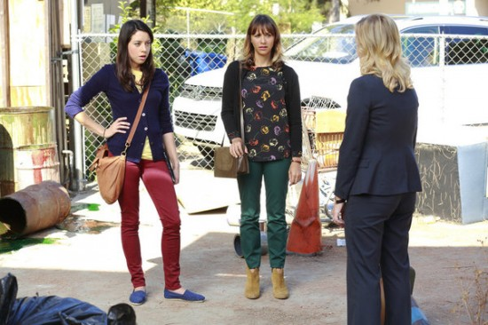 Parks and Recreation Season 5 Episode 7 Leslie vs. April (6)