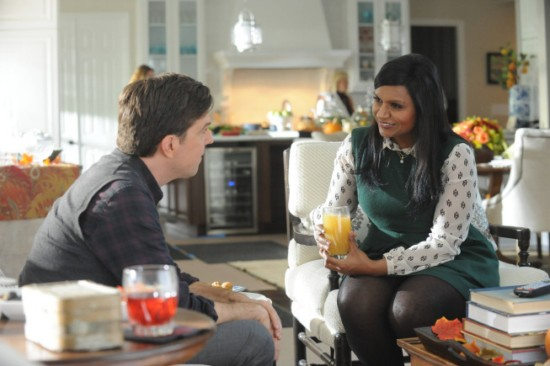 The Mindy Project Episode 6 Thanksgiving (3)