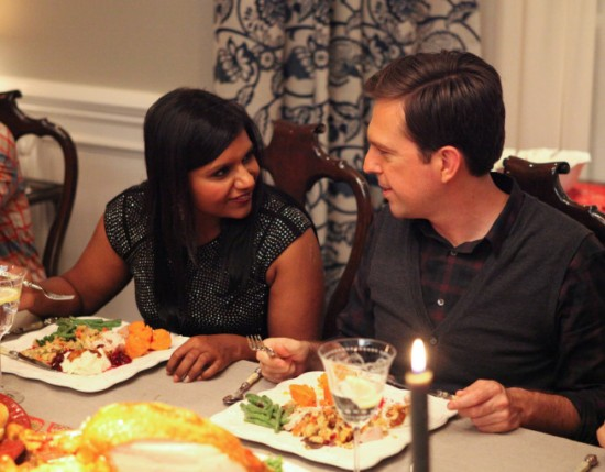 The Mindy Project Episode 6 Thanksgiving (6)