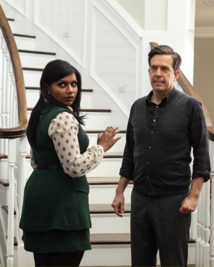 The Mindy Project Episode 6 Thanksgiving