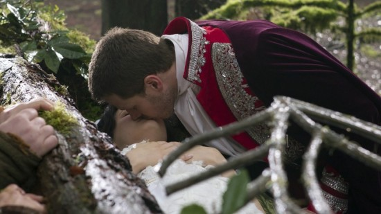 Prince Charming and Snow White - Once Upon a Time