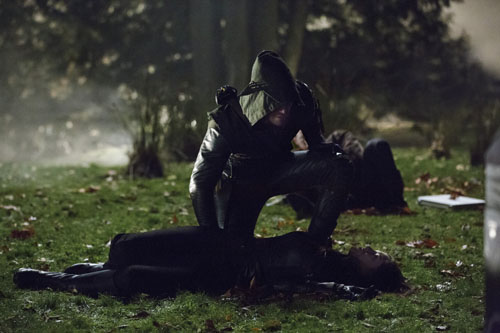Arrow Episode 8 Vendetta (7)