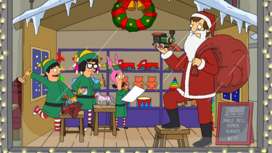 Bob's Burgers Season 3 Episode 9 God Rest Ye Merry Gentle-Mannequins (6)