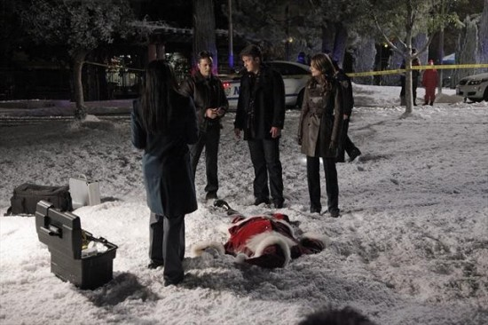 Castle Season 5 Episode 9 Secret Santa (1)