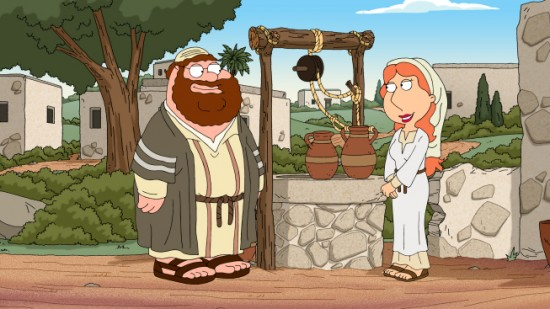 Family Guy Season 11 Episode 9 Jesus, Mary, and Joseph!