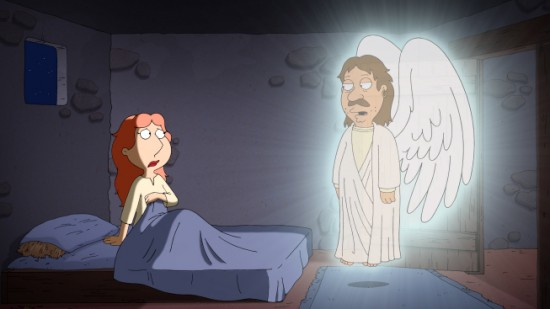 Family Guy Season 11 Episode 9 Jesus, Mary, and Joseph! (6)