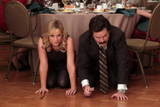 Parks and Recreation Season 5 Episode 9 Ron & Diane (2)