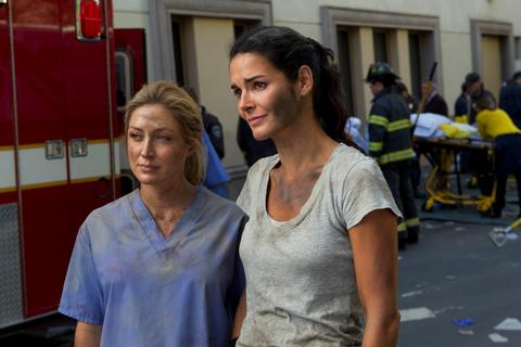 Rizzoli & Isles Season 3 Episode 15 No More Drama in My Life (4)