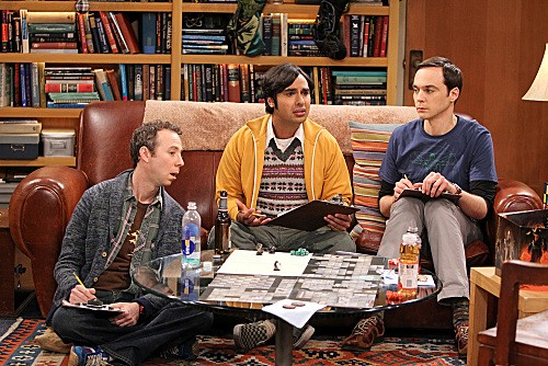 The Big Bang Theory Christmas Episode 2012 (Season 6 Episode 11) (3)