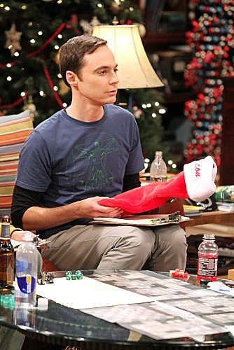 The Big Bang Theory Christmas Episode 2012 (Season 6 Episode 11) (4)