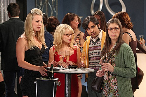 The Big Bang Theory Christmas Episode 2012 (Season 6 Episode 11) (5)