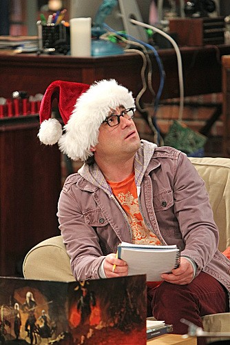 The Big Bang Theory Christmas Episode 2012 (Season 6 Episode 11) (6)