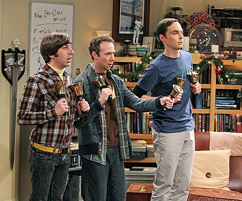 The Big Bang Theory Christmas Episode 2012 (Season 6 Episode 11) (8)