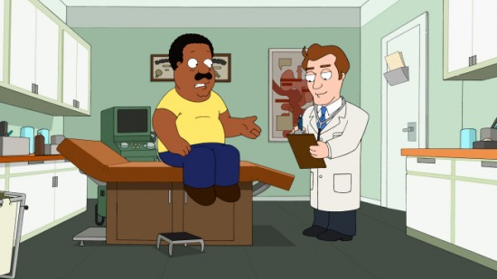 The Cleveland Show Season 4 Episode 5 A Vas Deferens Between Men and Women (2)