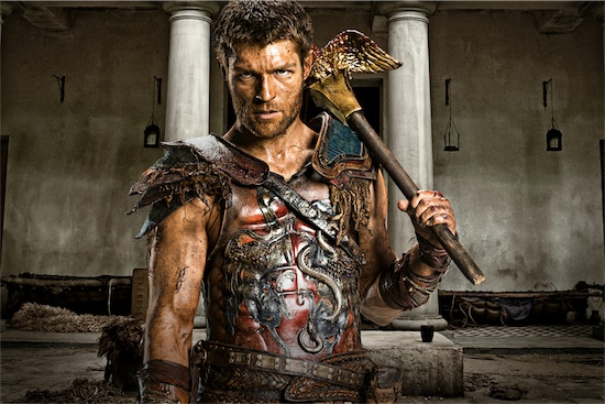 spartacus war of the damned premiere dates