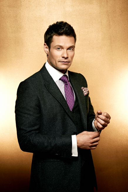 AMERICAN IDOL: Ryan Seacrest. CR: Michael Becker / FOX.