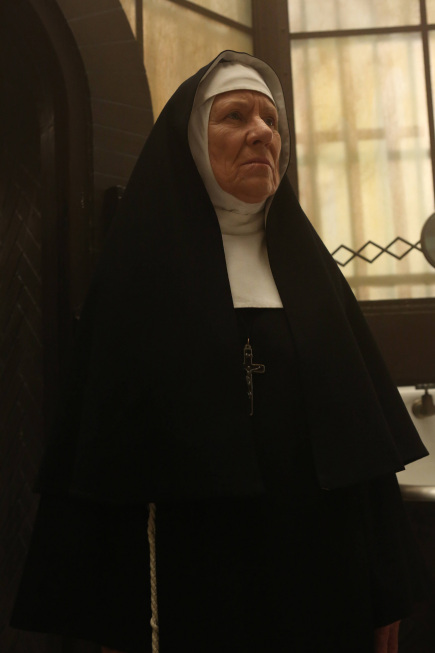 American Horror Story Season 2 Episode 11 Spilt Milk  (2)