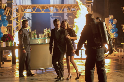 Arrow Episode 10 Burned (6)