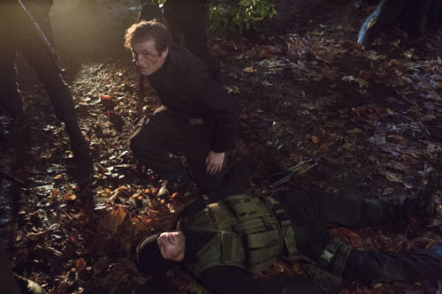 Arrow Episode 11 Trust but Verify (8)