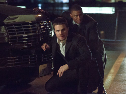 Arrow Episode 12 Vertigo (9)