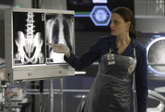 Bones Season 8 Episode 12 The Corpse on the Canopy