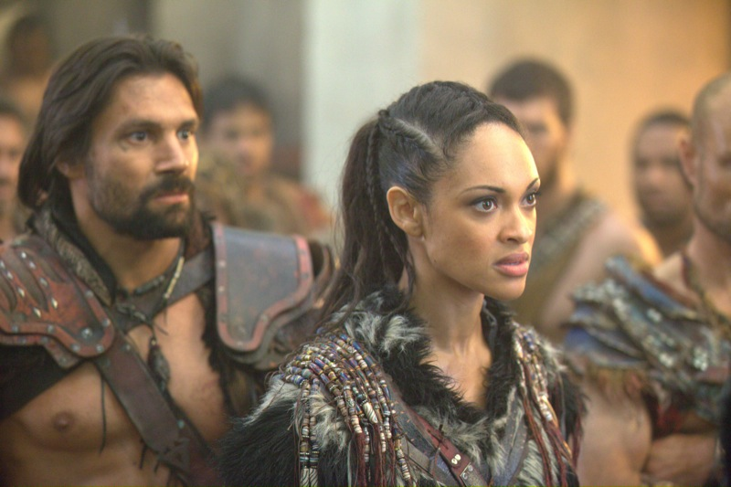 spartacus actress cynthia addairobinson headed to the