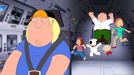 Family Guy Season 11 Episode 10 Space Cadet