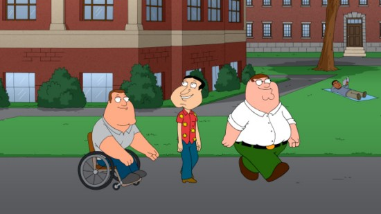 Family Guy Season 11 Episode 12 The Giggity Wife (2)