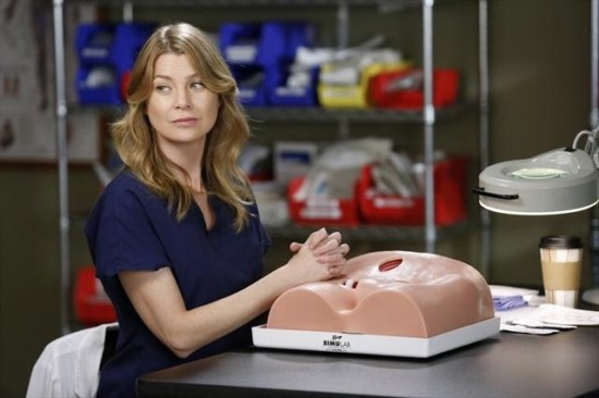 Grey's Anatomy Season 9 Episode 13 Bad Blood (2)