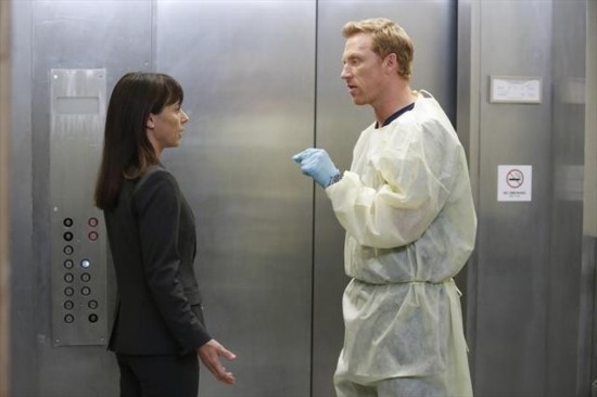 Grey's Anatomy Season 9 Episode 13 Bad Blood (8)